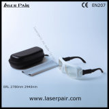 High Optical Density of Er Laser Protective Goggles/2780nm 2940nm /with Frame36