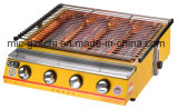 Gas&Natural Roaster Machine BBQ Grill