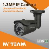 Bank Security CCTV Camera P2p Bullet IP Camera 1024p 1.3MP