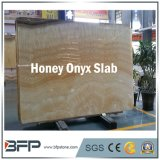 Popular Honey Onyx Marble Onyx Slabs for Interior Decoration