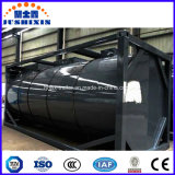 20FT 40FT Carbon Steel ISO Storage Chemical Liquid HCl Tank Container