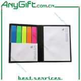 Sticky Note with Label Tab with Customized Logo