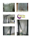 Tinted Laminated Glass (Milk, Gray, Blue, Bronze, Green...etc)