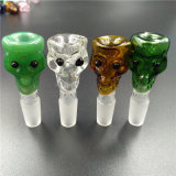 Heady Oil Rig Glass Bowls 14.4mm 18.8mm for Glass Pipes