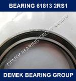 SKF Deep Groove Ball Bearing 61813 2RS1