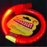 Custom Printed LED Light up Tube Bracelet