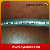 Hydraulic Hose SAE 100 R12/High Pressure Hose/Rubber Hose