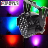 Economic 18X10W RGBW 4in1 Indoor LED PAR Can Light