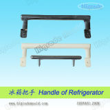 Locking Door Handle Plastic Part for Deep Freezers (HRD-C0167)