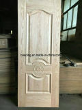 Wood Veneer Laminate Moulded HDF Door Skins