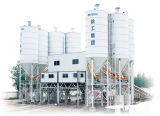 China Hzs90 90m3/H to 180m3/H Concrete Mixing Plant for Sale