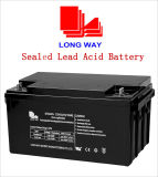 6FM65 Sealed Rechargeable Lead-Acid Battery (12V65AH/10HR)