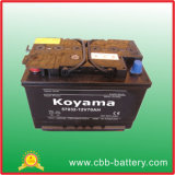 DIN 57032-12V70ah SMF Car Battery Automobile Car Battery