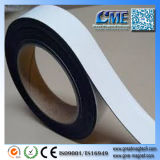White Magnetic Strips Sheets of Magnets with Adhesive