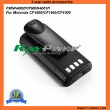 Two Way Radio Battery Pack Pmnn4082r/Pmnn4081r for Motorola Cp1660/Cp1600/Cp1300