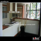 Welbom High Gloss Kitchen Cabinet--- Black Pearl
