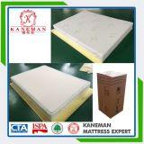 Bamboo Memory Foam Mattress Rolled in Box
