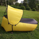 2017 Camping Bag with Sunshade for Outdoor and Garden Inflatable Lounger Air Sofa
