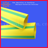 2X 3X PE Heat Shrinkable Tube Yellow Identification Marker