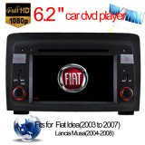Special Car DVD Player for FIAT Idea/Musa Android Car DVD Players Carplay Android Phone Connections