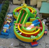 Inflatable Fun City (3195)
