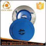 125mm Snail Lock Diamond Segment Granite Metal Grinding Wheel