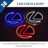 5D Car Badge Light LED Logo Light for Lexus