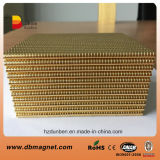Permanent Sintered Cylinder Magnetic Material for Moto (DCM-034)