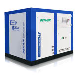 75HP Indusrial Silent Rotary Screw Compressor