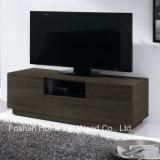 Elegant Melamine Wooden Living Room Storage TV Cabinet (TVS28)