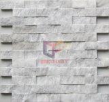 Strip White Marble Mosaic (CFS946)
