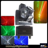Unique Dual Axis 8*10W RGBW 4in1 Moving Head LED Beam Light