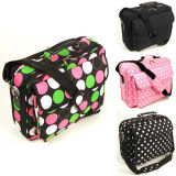 High Density Polyester Laptop Computer Bag for Young Girl