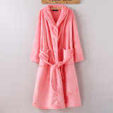 Hotel / Home Flannel / Coral Fleece Woman / Couple Bathrobes / Pajama / Nightwear / Sleepwear