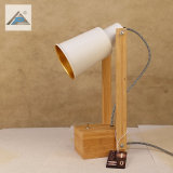 Metal Desk Lamp with Toggie Switch (C5007390)