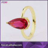 Factory Sale Cheap New Coming Women Ring Design with Gems