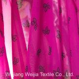 50d*75D Printed Imitated Silk Chiffon for Women Garments