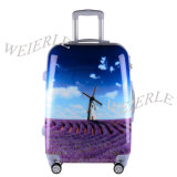 Hot Sale Cheap Fashion PC Travel Trolley Luggage