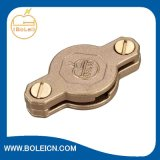 Grounding System Fastener Conductor Clamps Copper Alloy Crossover Tape Clamp