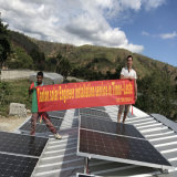 High Quality Photovoltaic Solar Power System Solar Panel Kit off Grid