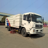HOWO 4*2 Sweeping Vehicle 7000L Road Sweeper Truck for Sale