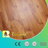Commercial 8.3mm E1 AC3 Timber Walnut White Oak Wood Laminated Laminate Flooring