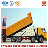Telescopic Hydraulic Tipping Cylinder for Trailers and Dump Truck