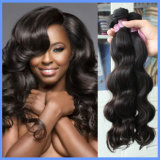 Unprocessed Brazilian Remy Human Hair Extension Straight Weft