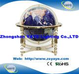 Yaye Best Sell Gemstone Globe, Christmas Lights, Holiday Light, World Globe, Gifts and Crafts (ST-G087)