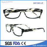 Wholesale Fashion Hot Sale Colorful Acetate Design Optics Reading Glasses