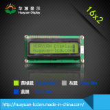 Black Text 1602 Monochrome LCD Display Module