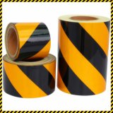 Reflective Caution Warning Tape with Adhesive (BX-3000A)