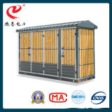 Dwf-12/24 Compact Electrical Substation