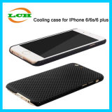 Shockproof Ultra Thin Latticed Cooling Cover Case for iPhone